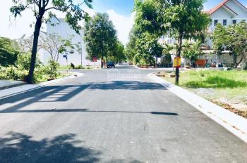 Bán đất nền 7x18m ngay mặt tiền đường chính 14m khu 13B Conic sổ hồng riêng, giá 5.35 tỷ