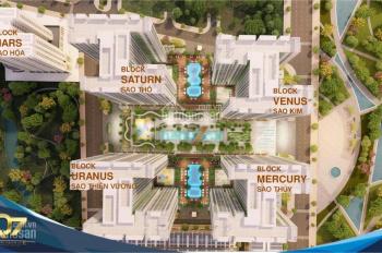 Chính chủ bán gấp căn Q7 Riverside view hồ và sông giá 2,3 tỷ/66m2, tặng bộ bếp Malloca 0906 687091