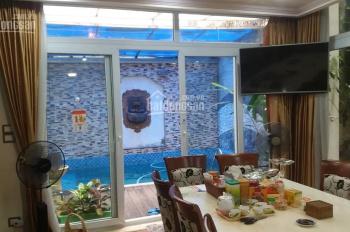 Bán nhà phố Triệu Việt Vương, DT 56m2 x 5T, ô tô vào nhà, giá 12 tỷ
