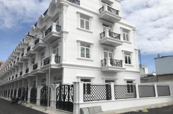 Cho thuê nhà nguyên căn 1 trệt 3 lầu đường Hà Huy Giáp, P. Thạnh Lộc, Q12