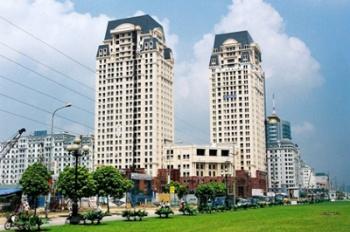 Cho thuê VP tòa nhà HH4 Sông Đà mặt Phạm Hùng. LH trực tiếp Ms Vân 0916 044 586