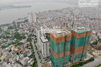 Ra hàng 5 tầng mới DA Tây Hồ Residence 2,35 tỷ/căn thô 2,8 tỷ ful NT, CK 200 tr. 0981045057