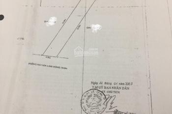 Bán nhà đất đường Nguyễn Văn Linh 46tr/m2, vừa bán vừa cho, rẻ quá bà con ơi, LH ngay 0937262662