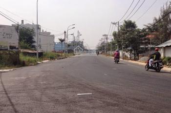 Cần bán gấp lô đất MT đường Huỳnh Tấn Phát, Q7, sổ hồng riêng, diện tích 100m2, giá: 35 tr/m2