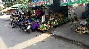 Cần sang gấp lô đất 540m2 (18x30m) đối diện chợ, dân cư đông trong khu CN Nhật-Hàn, giá 610 tr/nền
