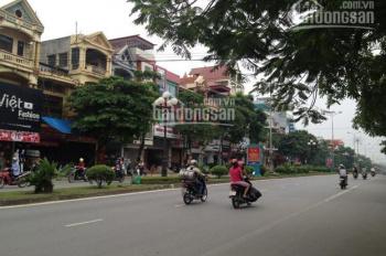 Cần bán nhà đường Hùng Vương TP Việt Trì, mặt tiền trên 8m