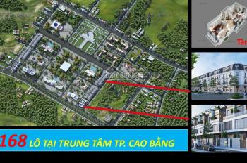 Chính thức nhận đặt chỗ L016.03 và biệt thự vị trí đẹp nhất tại dự án TNR Star Center Cao Bằng