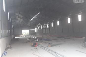 Cho thuê xưởng mới 1300m2 ở Quế Võ 1, Bắc Ninh, gọi ngay 0966.183.586