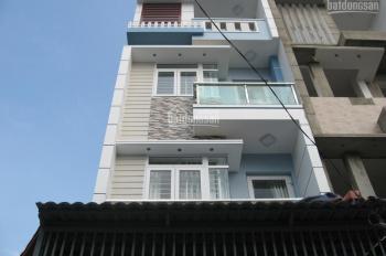 Hot, hàng hiếm, căn nhà 2MT đường Bạch Đằng, P15, Bình Thạnh, 4x20m vuông vức, 3 lầu, 17.6 tỷ
