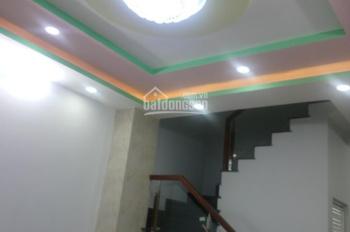 Còn căn nhà 1 trệt 3 lầu đúc, gần sông Sài Gòn vị trí gần đường Quốc Lộ 13 50m