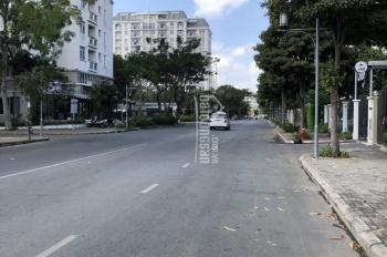 Nhà MT đường Hoàng Quốc Việt, KDC Phú Mỹ, Quận 7, trệt lửng 2 lầu, giá 18,5 tỷ