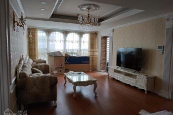 Cần bán căn hộ CCCC Thăng Long Number One, căn góc, thiết kế đẹp, full đồ