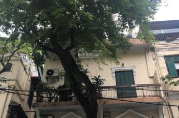 Bán nhà mặt phố Bà Triệu, nhìn ra Hồ Gươm, 47.9m2, 3 tầng