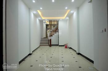 Bán nhà ngõ 102 phố Hoàng Đạo Thành, Thanh xuân, 42m2 x 5 tầng, gara ô tô 7 chỗ, giá LH: 0945405315
