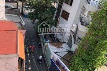 Bán nhà 1 trệt 5 lầu, mặt tiền đường Trần Kế Xương, phường 7, quận Phú Nhuận