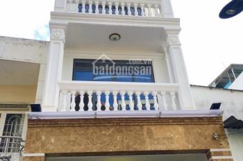 Nhà mới cực đẹp, hẻm 6m, Bình Thuận, Q7. 4m*15,5m, 2 lầu ST, chỉ 1 sẹc, 6,8 tỷ