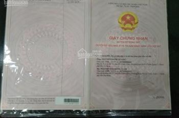 Cần bán nhà Q1, mặt tiền Nguyễn Cảnh Chân, cạnh trụ sở CA TP an ninh dễ kinh doanh, LH: 0898146188