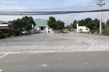 Cho thuê xưởng 4.500m2 Tỉnh Lộ 830 (hoặc đường sông Vàm Cỏ Đông), huyện Bến Lức, tỉnh Long An