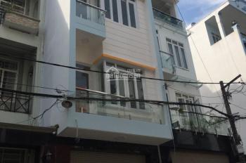 Về Đài Loan bán nhà MT Vạn Kiếp - Lương Nhữ Học, Q. 5, DT: 4.1x23m, giá 16 tỷ