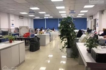 Cho thuê văn phòng tòa nhà Licogi 13, diện tích 100m2, 200m2, 650m2, giá thuê 220 nghìn/m2/tháng