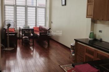 Cho thuê nhà riêng ngõ 120 Kim Giang ô tô đỗ cửa, DT: 60m2 x 5 tầng tầng 1 thông sàn để xe và WC