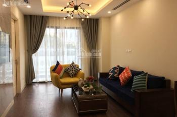 Cho thuê căn hộ chung cư Sky Park Tôn Thất Thuyết, 2PN, full đồ mới 100%, giá rẻ. 0963083455