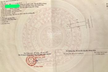 Bán đất nền sổ đỏ riêng KĐT Mỹ Gia gói 2 đối diện UBND xã Vĩnh Thái chỉ 21triệu/m2 xây tự do