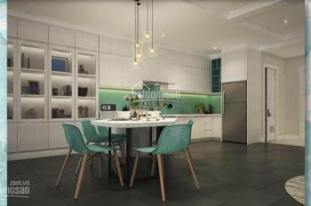 Chính chủ cho thuê căn hộ chung cư cao cấp Aqua Central 44 Yên Phụ, Ba Đình, 3 PN, full đồ