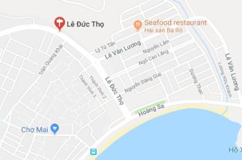 Cần bán gấp lô đất mặt tiền 250m2 Lê Đức Thọ, khu Sơn Trà, Điện Ngọc