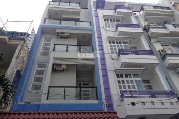 Cho thuê nhà đẹp - 4 lầu hẻm 783 đường Cách Mạng Tháng 8, P. 6, Q. Tân Bình