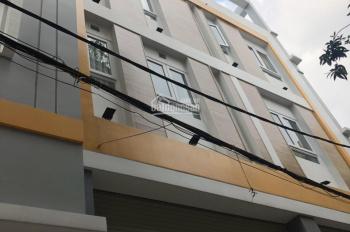 Bán nhà hot đường Lê Thánh Tôn hẻm 6m, Q. 1, giá 17.5 tỷ, DT: 4.2x12.2m, T, 6L, LH: 0799790988