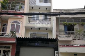 Kẹt tiền cần bán gấp nhà 382 Nguyễn Thị Minh Khai, Q3. Nhà 4 lầu, 11 phòng CHDV cao cấp, 19.5 tỷ