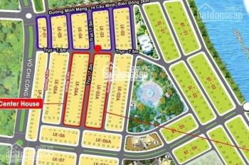Bán lô đẹp Hòa Quý City, điện âm - LK02A - lô 6X