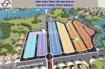 Bán nhanh Việt Nhân đường Số 1, cầu Ông Nhiêu, lô E sạch đẹp đường 12m, giá 2.45 tỷ: 0901440349