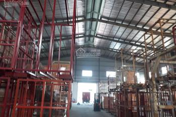 Cho thuê kho xưởng khu công nghiệp Tân Bình, DT: 1.000m2 - 2.000m2 - 3.000m2