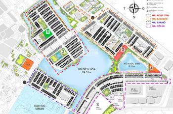 2 căn liền kề hướng Bắc Hải Âu 2 - dự án Vinhomes Ocean Park - 0946928689