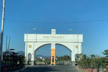Bán Đất Nền biệt thự khu Euro Village 2,Hoà Xuân đẳng cấp, giá rẻ đầu tư. Liên hệ : 0936080233