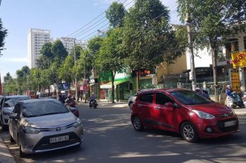 Cần bán nhà mặt tiền gần công viên phần mềm Quang Trung, hiện đang cho thuê giá cao