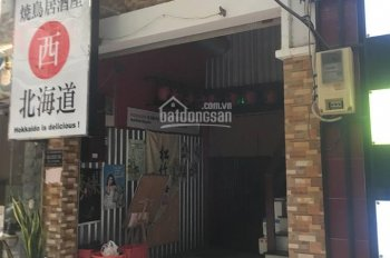Bán nhà mặt tiền khu phố Nhật 8A Thái Văn Lung, P. Bến Nghé, Q1. 4 lầu giá 26 tỷ