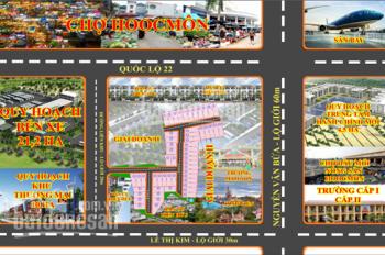 Dự án khu dân cư Xuân Thới Sơn 2, liền kề chợ Xuân Thới Thượng, liên hệ 0931170161