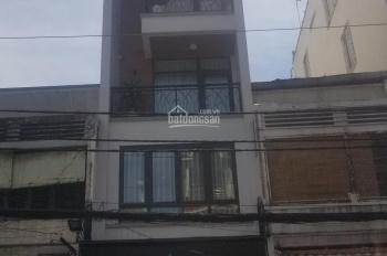 Bán nhà mặt tiền Nơ Trang Long, Phường 7, Bình Thạnh 4.5x26.3m CN 78.9m2 nhà HĐT 35tr/th giá 16.9tỷ