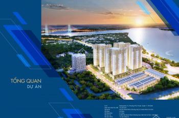 Bán căn hộ tầng 26 view sông và quận 1, block Venus đẹp nhất dự án Q7 Saigon Riverside, giá mềm