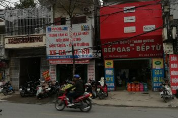 Bán nhà mặt phố Trương Định, Hoàng Mai. DT 280m2, giá 290tr/m2