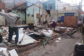 Bán gấp nền hẻm 50 Quang Trung, phường An Lạc cách chợ An Lạc 150m