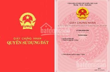 Chính chủ cần bán lô 02 mặt tiền 172,2m2 khu đầu tuyến đường Lê Đức Thọ, LH 0917979862