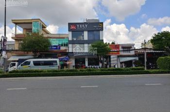 Bán nhà mặt tiền đường 30/4 ngang trên 7m gần Vincom Xuân Khánh, 1 trệt 2 lầu, đang cho thuê