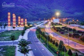 Tổng hợp một số nền đất xây khách sạn dự án Golden Bay Bãi Dài, mặt đường Nguyễn Tất Thành