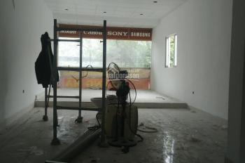 Cho thuê nhà MP Hào Nam, DT 70m x 3 tầng 1 tum, MT 4,5m, 45tr/tháng, LH 0865 625958