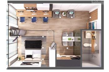 Cần sang lại căn officetel dự án Aurora quận 8 mặt tiền sông. Kinh doanh và ở, gọi ngay 0909018511