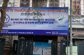 CC cần cho thuê nhà phân lô Trung Kính 4,5 tầng * 60m2, điều hòa đầy đủ, giá 18 triệu/tháng